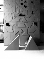 Shape Shape Evolution, Playhouse for the Early Learning Foundation. Chicago, Illinois (2013)