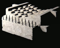 concrete chessboards