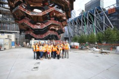 Hudson Yards Construction Tour