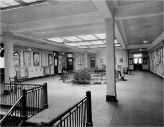 During The Ensuing 89 Years Slocum Hall Underwent A Series Of Changes In Mix Tenants And Its Form Most Notably Losing Monumental Entry Stair