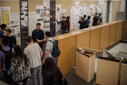 Undergraduate Syracuse Architecture