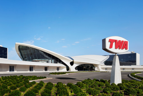 Building of the Year: TWA Hotel by Beyer Blinder Belle & Cooley Monato Studio (David Mitchell...