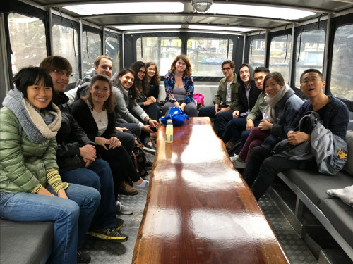 """RGDS Rotterdam trip: from """"urban laboratory"""" to """"building story ..."""