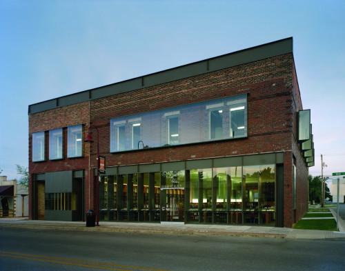 Fay Jones Soa Design Build In Arkansas