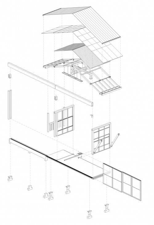 matthew celmer syracuse architecture 2D Office people