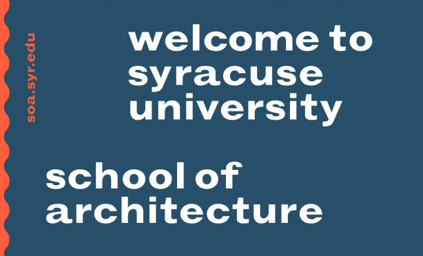 Welcome to the School of Architecture