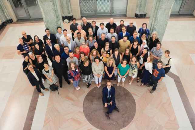 2019-20 School of Architecture Faculty and Staff